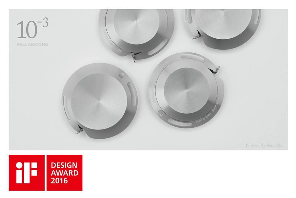 iF design award  Designed by Hidebumi Yamaguchi